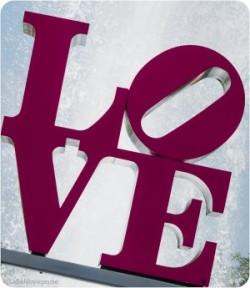 Label Voyageuse - Love