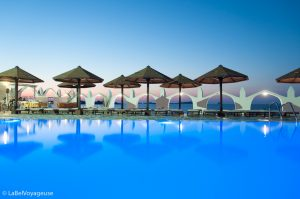 Label Voyageuse - Holiday Sun Paros