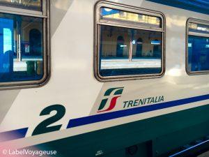 LabelVoyageuse - Trenitalia