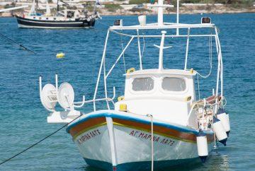 Label Voyageuse - Paros