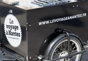 Label Voyageuse - Voyage à Nantes