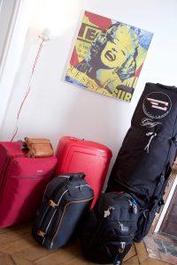 Label Voyageuse - Gazette en vacances