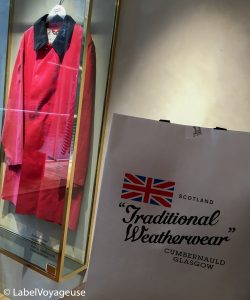 Label Voyageuse - Shopping Londres