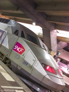 Label Voyageuse -trains Gazette SNCF