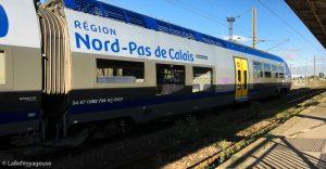 Label Voyageuse - trains Gazette SNCF Nord Pas de Calais