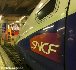 Gazette SNCF Lune