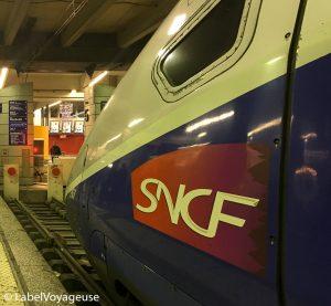 Gazette SNCF Lune