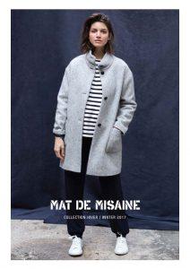 Label Voyageuse - Mat de Misaine Collection Hiver 2017