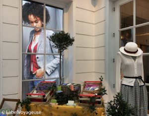 Label Voyageuse - Shopping Le Marais