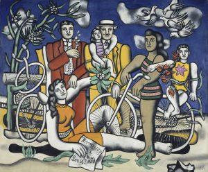 LabelVoyageuse - Fernand Léger