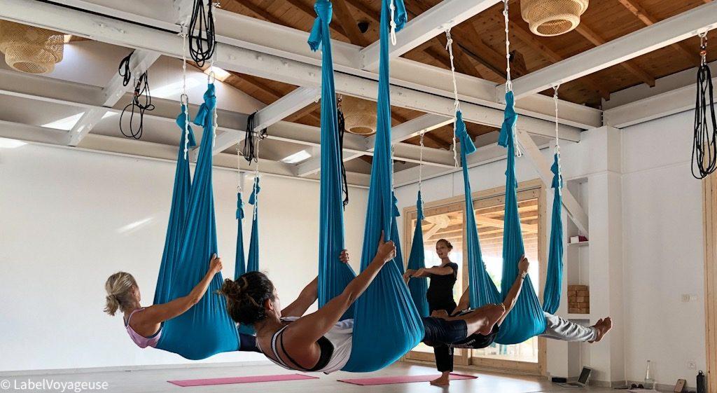 LabelVoyageuse - Dakhla - Yoga